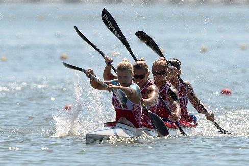2018 FISU WUC Canoe Sprint